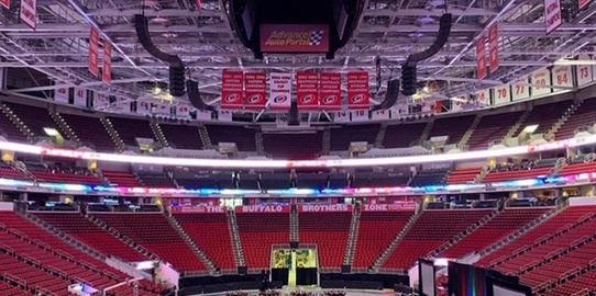 First Responder Breakfast PNC Arena  2019