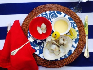 clam plate