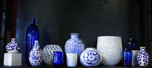 New blue and white collection 1